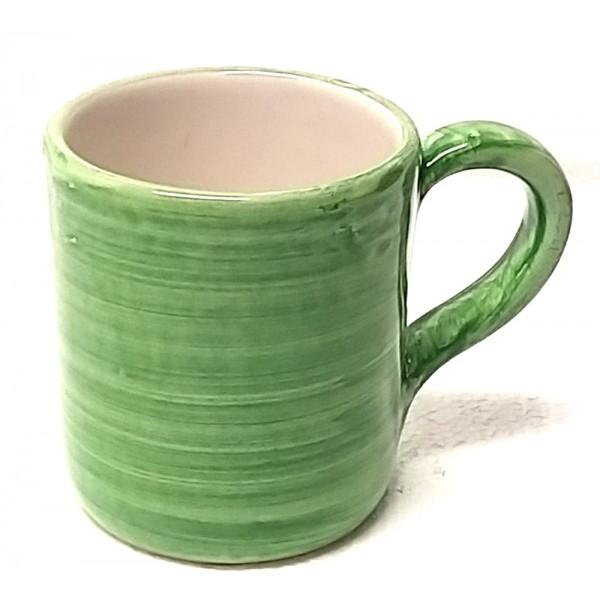 Bicchiere Monocolore verde