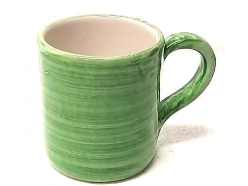 Mug Monocolor green