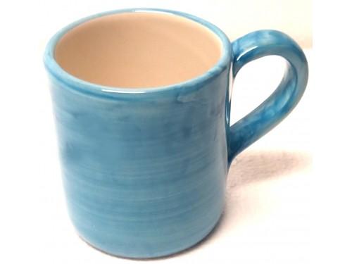 Mug Monocolor light blue