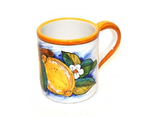 Mug Lemon Conca