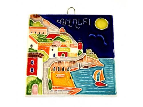Mattonella Amalfi quadrata 10 x 10