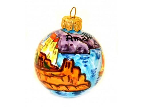 Pallina di Natale Amalfi