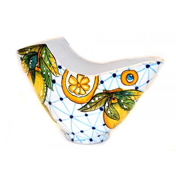 Vase Lemon Modern Version 2 (utensil holder)