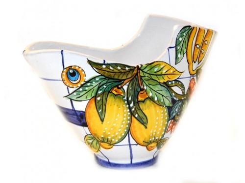 Vase Lemon Modern Version 3 (utensil holder)