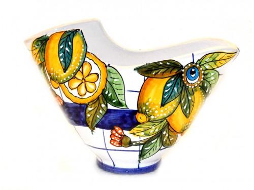 Vase Lemon Modern Version 4 (utensil holder)