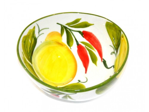 Bowl Appetizer Lemon & chili peppers 5,90 inches
