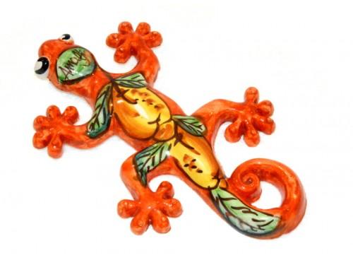 Lizard Lemon orange (to hang)