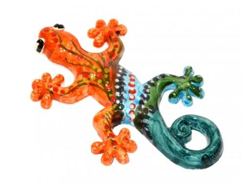 Lizard orange (to hang)