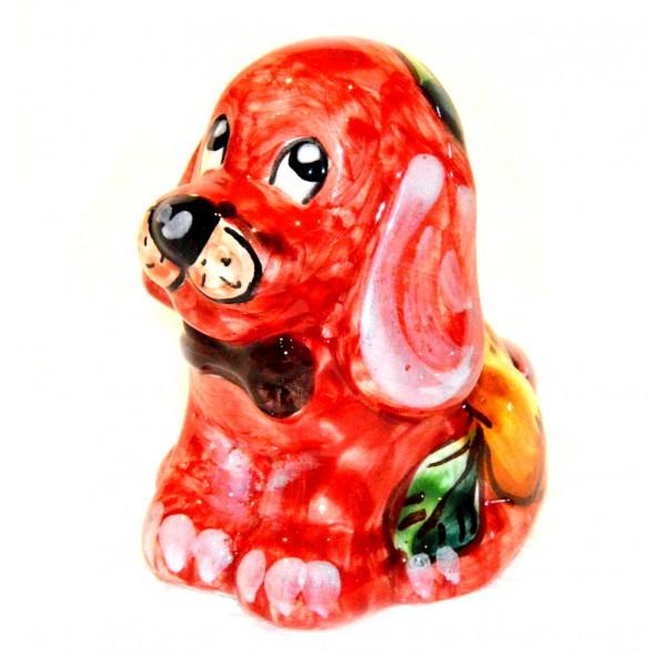 Dog Lemon red