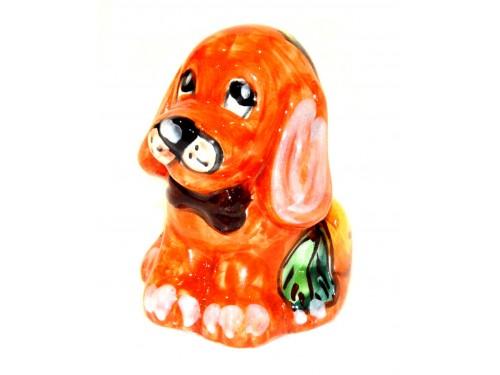 Dog Lemon orange
