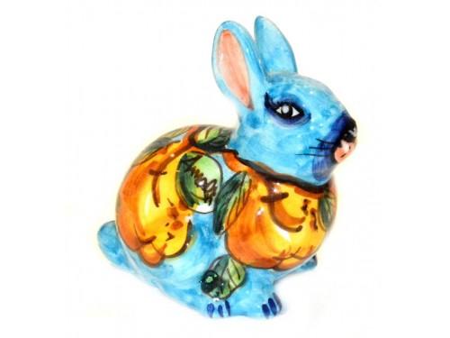 Rabbit Lemon light blue 5,11 inches