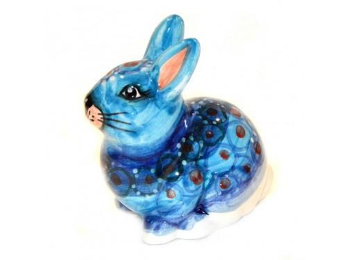 Rabbit light blue 5,11 inches