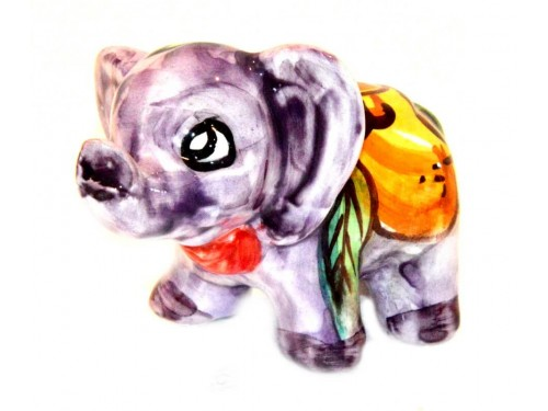 Elephant Lemon purple 3,15 inches