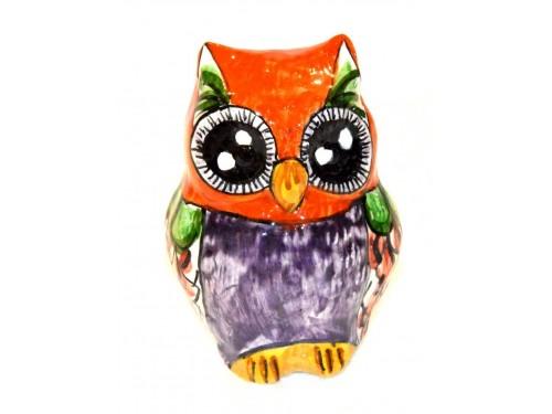 Owl orange 3,93 inches