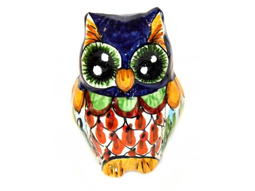 Owl blue 3,93 inches