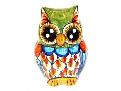 Owl green 3,93 inches