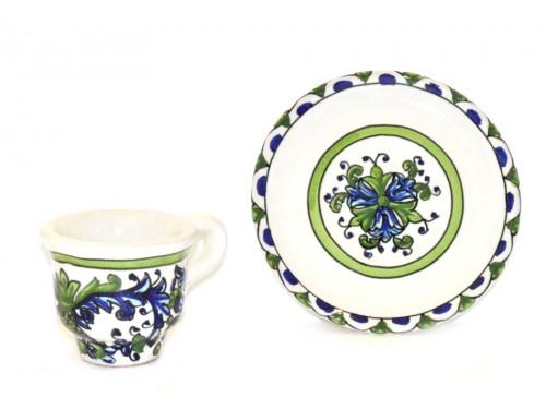 Espresso Cup & Saucer Renaissance