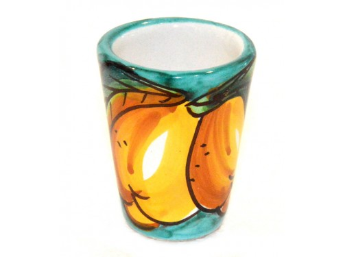 Shot Glass Lemon green