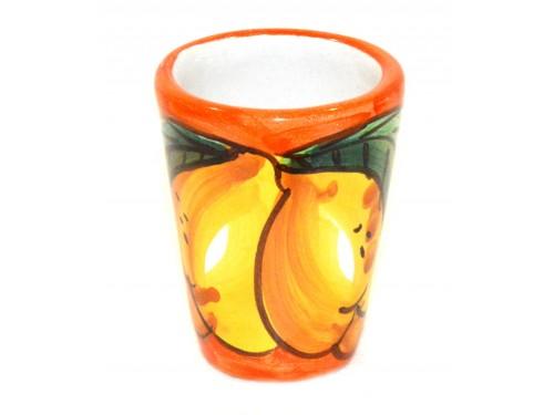 Bicchierino Limone arancione