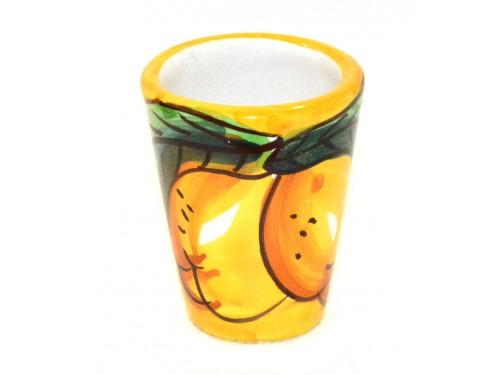 Bicchierino Limone giallo