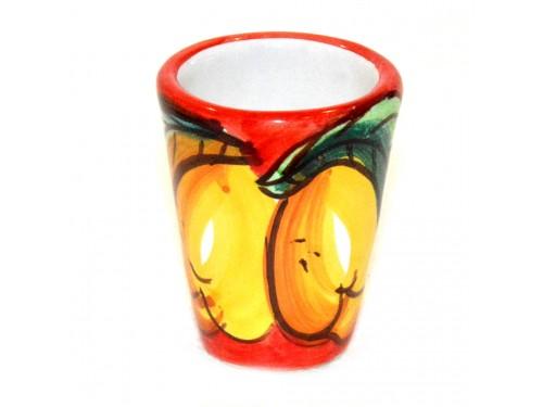 Bicchierino Limone rosso