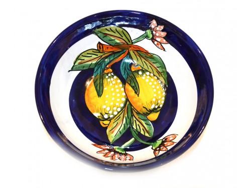 Soup bowl Lemon Modern (2nd version)