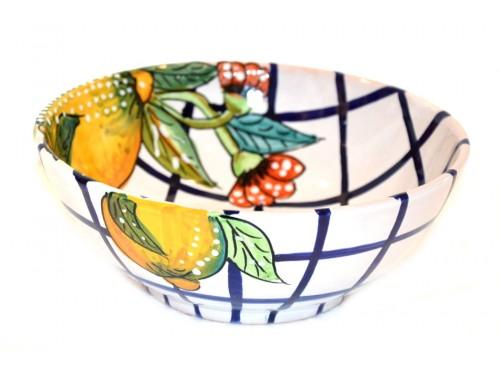 Soup bowl Lemon Modern (4th version)