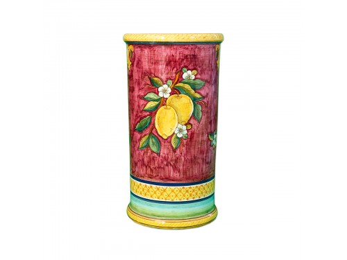 Umbrella Stand Limoni Red