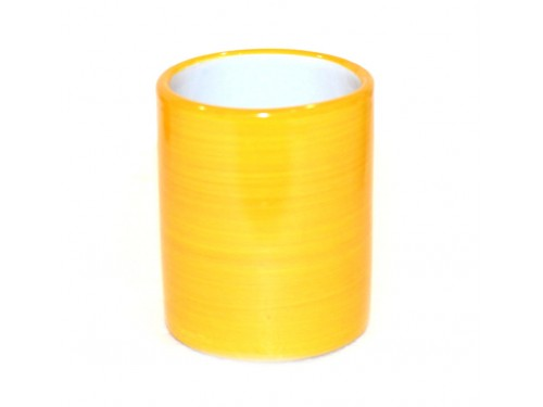 Ceramic Glass Monocolor yellow