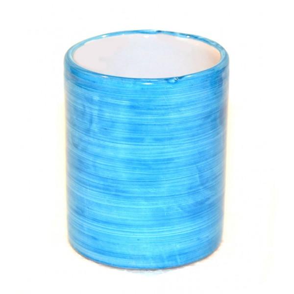 Ceramic Glass Monocolor light blue