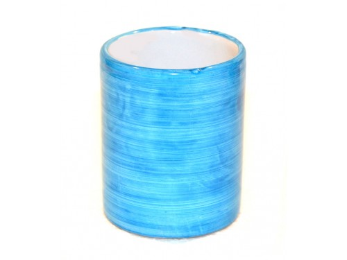 Ceramic Glass Monocolor light blue