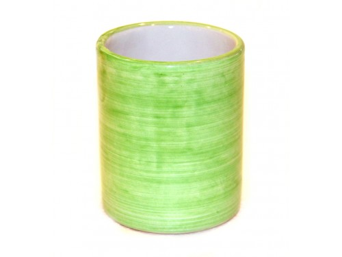 Ceramic Glass Monocolor green