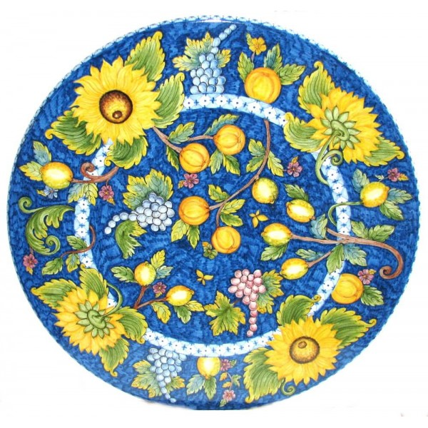 Dining Table Sunflower (from 27,55 to 47,20 inches)
