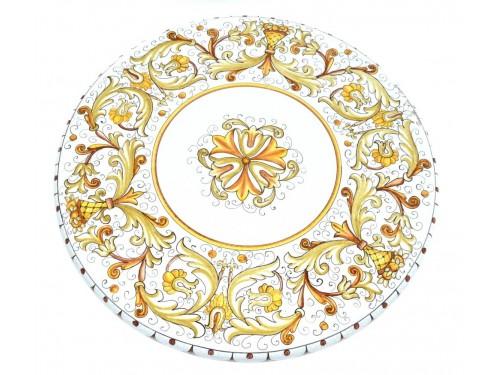 Tavolo da Pranzo Rinascimento Marrone (da 70 a 120 cm)