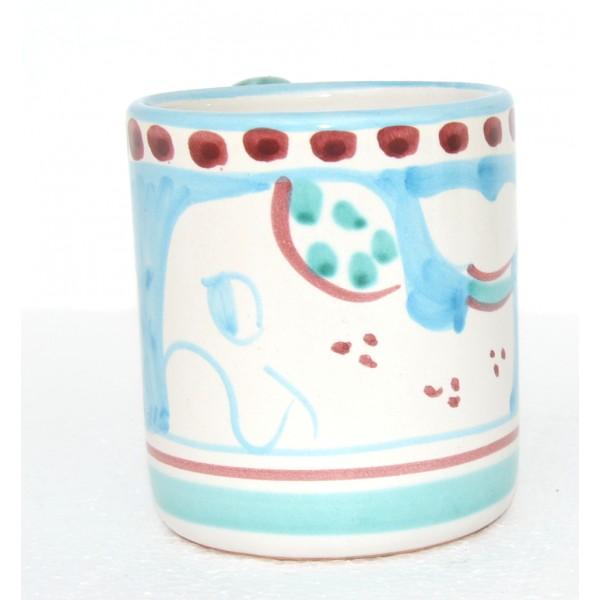 Mug Whale Light Blue