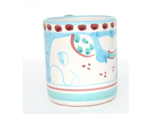 Mug Whale Light Blue