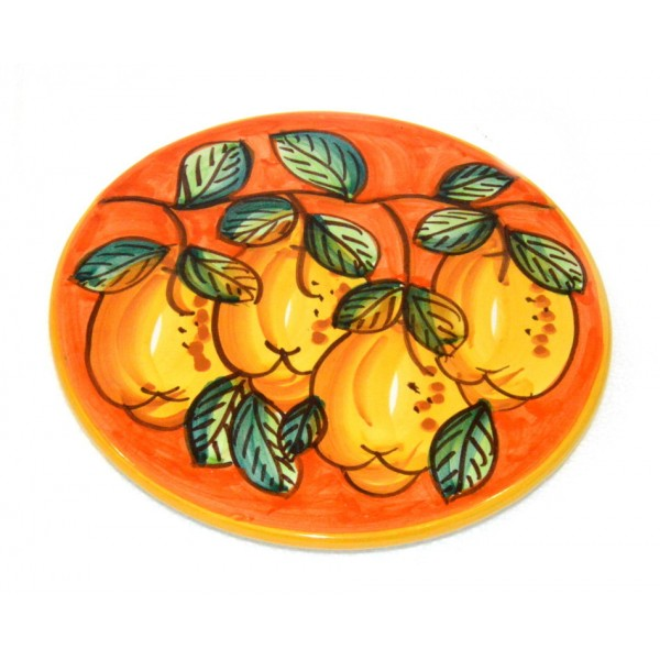 Trivet Lemon orange (7,05 inches)