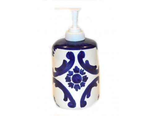 Soap Dispenser Modern Blue