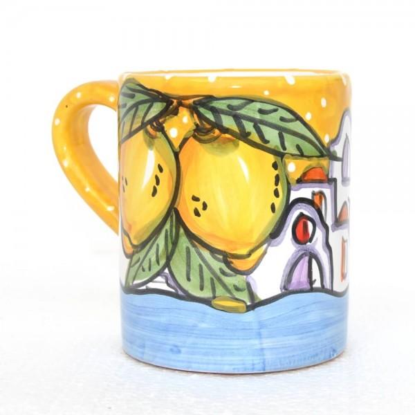 Mug Houses yellow
