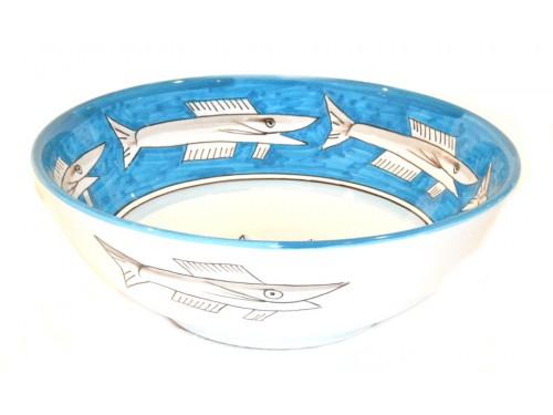 Serving Bowl Anchovies light Blue (3 sizes)