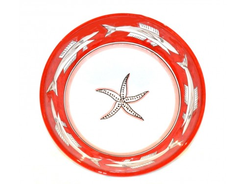 Serving Bowl Anchovies red (3 sizes)