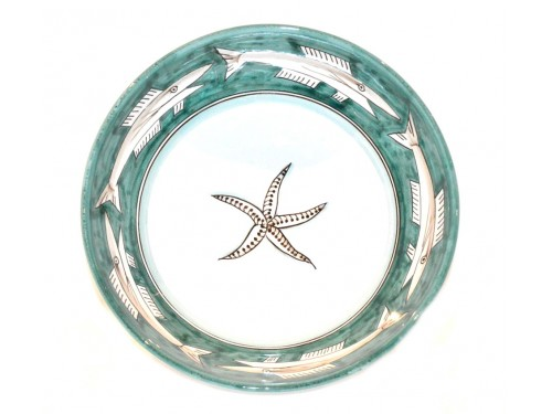 Serving Bowl Anchovies green (3 sizes)