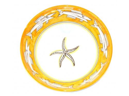 Serving Bowl Anchovies yellow (3 sizes)