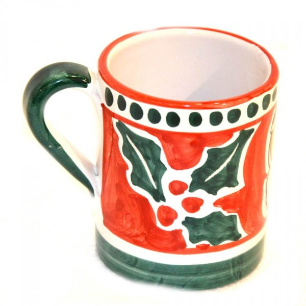 Christmas Mug Santa Claus