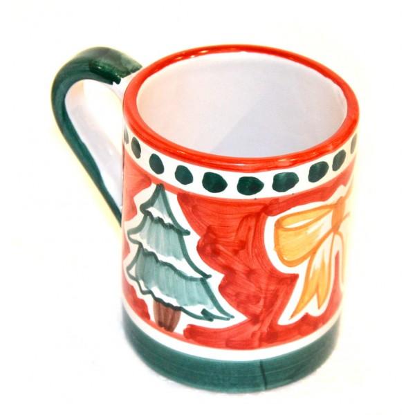 Christmas Mug Xmas Tree