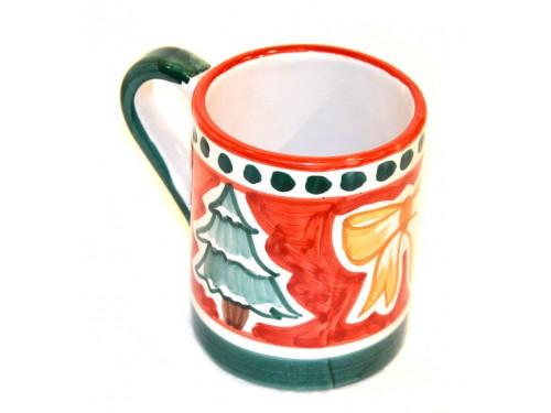 Bicchiere Albero Natale