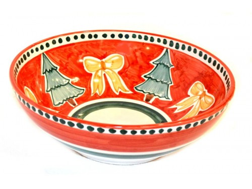 Christmas Serving Bowl Xmas Tree (2 sizes)