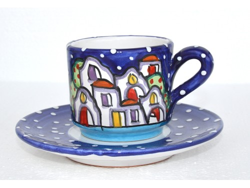 Cup & Saucer Houses