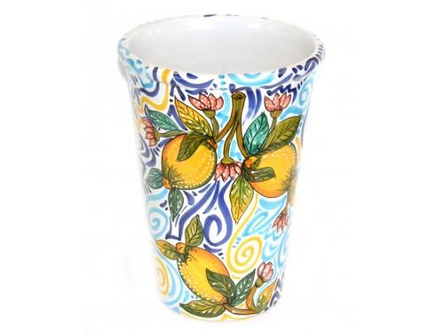 Vaso - Porta ghiaccio Limoni Moderno
