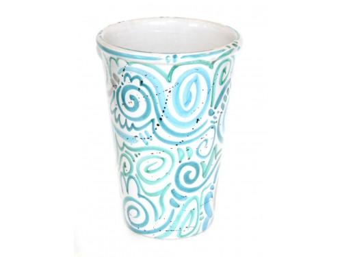 Vaso - Porta ghiaccio smeraldo (pezzo unico)